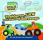 100 Traktoren, Laster und andere Fahrzeuge (2014, Ringbuch)