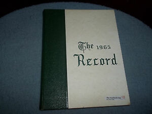 1965-VINELAND-HIGH-SCHOOL-YEARBOOK-VINELAND-NJ-NEW-JERSEY-034-THE-RECORD-034