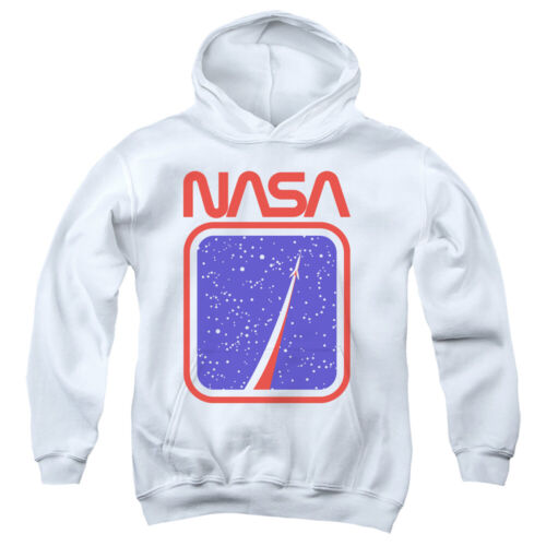 NASA TO THE STARS Licensed Kids Hoodie Sweatshirt SM-XL BOYS GIRLS SZ 6-20