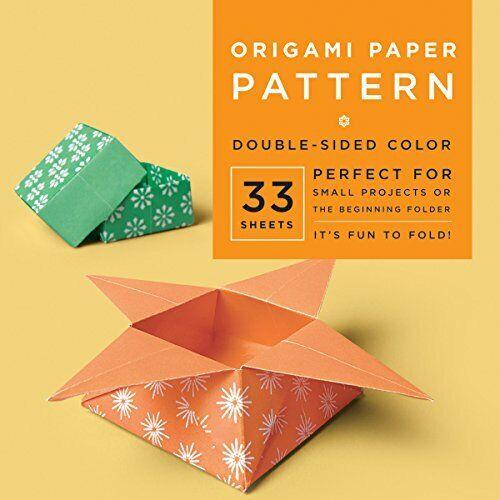 Origami Paper Pattern