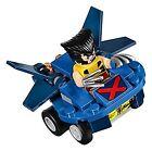 Wolverine VS Magneto Mighty Micros Marvel Super Heroes Lego Set 76073 85pcs 2017