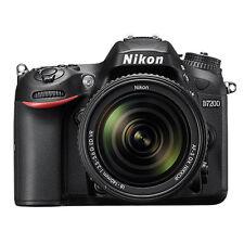 Nikon D7200 Digital SLR Camera 24.2 MP with 18-140mm VR AF-S DX Zoom Lens