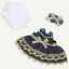 SYLVANIAN FAMILIES DRESS SET BLUE GIRLS limited FAN CLUB online CALICO CRITTERS