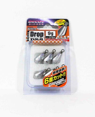 4078 Decoy DS-8 Sinker Drop Size 9 grams