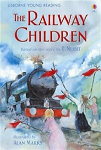 Very-Good-The-Railway-Children-Young-Reading-Series-2-Hardcover-Sims-Le