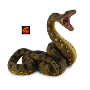Collecta Green Anaconda Snake Toy Model Figure 88688 New With Tag Ebay
