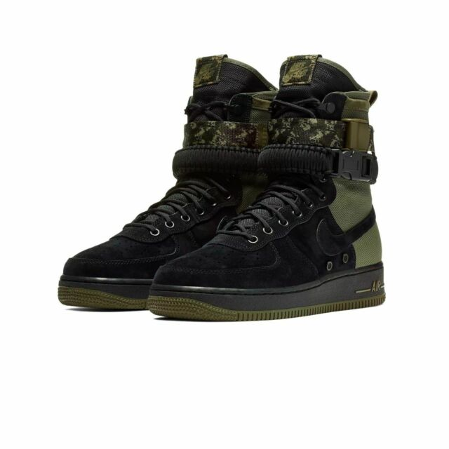 online store c0684 21eb0 NIKE SF AF1 SPECIAL FIELD AIR FORCE 1 MEN'S [SIZE 9.5] 864024-004  BLACK/OLIVE