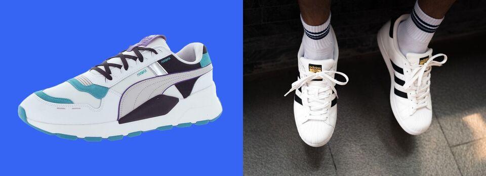 Encuentra tu número - Sneakers por menos de US $50
