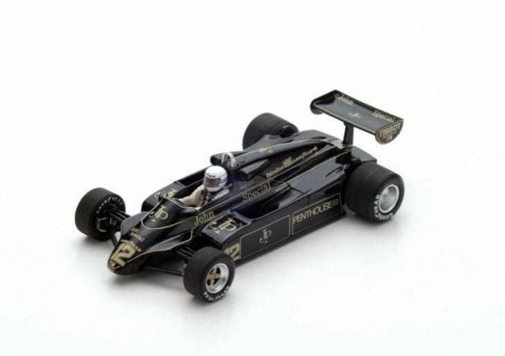 descuento online Lotus Lotus Lotus 91 - Geoff Lees - GP France 1982  12 - Spark  saludable
