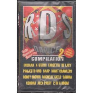 AA-VV-MC7-RDS-Dance-Compilation-Vol-2-FLYMC-203-Sealed-8013744110340