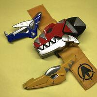 BANDAI Power Rangers Dino Thunder Abaranger DX Dino Brace Morpher