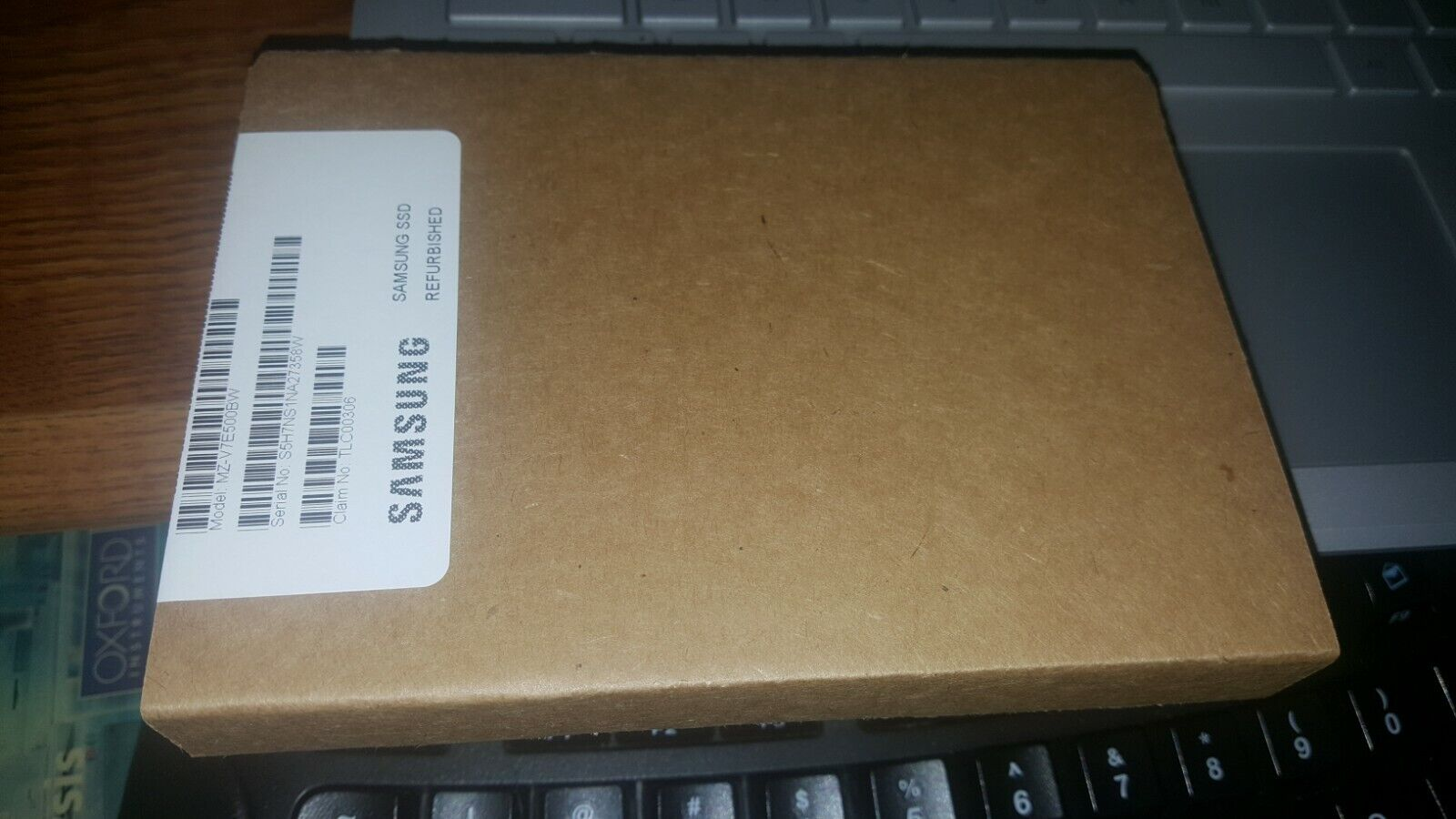Samsung 970 EVO 500GB, Internal M.2 (MZ-V7E500BW) Solid State Drive. Buy it now for 48.85