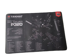 GUNSMITH DISASSEMBLY CLEANING TEKMAT for SIG SAUER P320 9mm SELF LOADING PISTOL