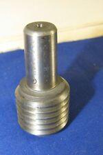 1 18 7 Nc3 No Go Set Thread Plug Gagemachinist Inspection Tool Cnc Mill