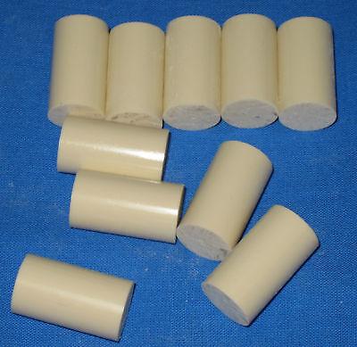 "10 Meucci 1.25/"" Original Pool Cue Ferrule Blanks Building Repair Supply /& Parts"