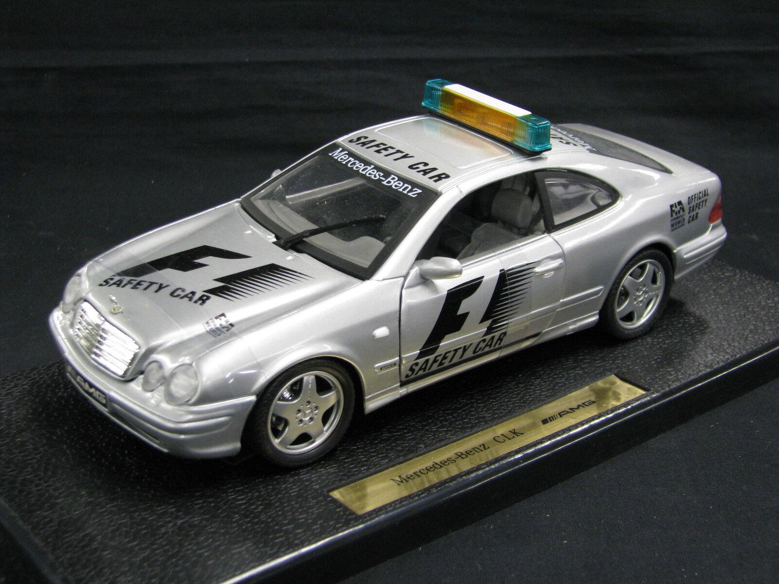 Anson Mercedes-Benz CLK AMG 1 18 Formula 1 Safety Car (JS)