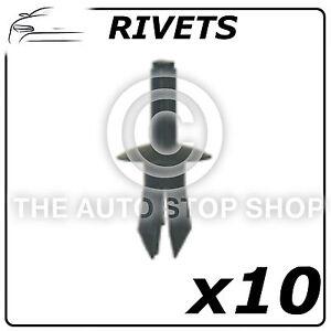 Kunststoff-Nieten-4-6-Mm-Behaelter-Gitter-fuer-Renault-Master-II-Pack-10-10182
