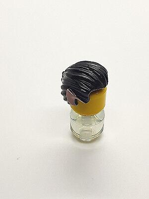 LEGO-MINIFIGURES THE BATMAN MOVIE SERIES 2 X 1 HAIR PIECE FOR BOTH WONDER TWINS