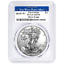 2019-W-1-American-Silver-Eagle-PCGS-MS70-First-Strike-West-Point-Label thumbnail 1