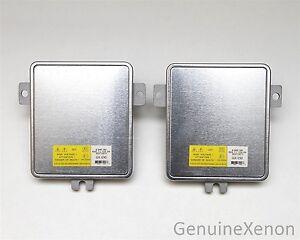 2x-NEW-BMW-63126948180-Xenon-Ballasts-HID-Headlight-Control-OEM-E90-E91