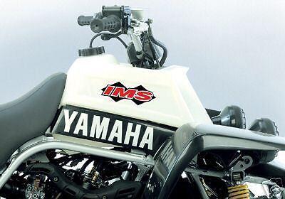 IMS Oversized 5.6 Gallon Fuel Gas Tank WHITE Yamaha Banshee 350