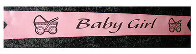 Baby Shower party Sash Personalised Party sashes Baby Boy Girl Mum To Be Newbaby