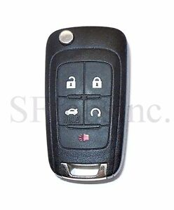 OEM Keyless Entry Remote Key Fob Fits 2012 Buick Verano Push Start Button Only