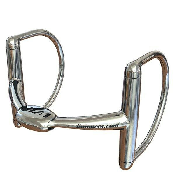 WTP (Winning Tongue Plate) Dee Bit Normal Plate Used in All Riding Discipline 5