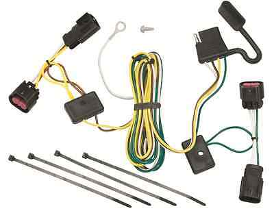 trailer wiring harness for 08-12 chevy malibu except ltz enclave 09-12  traverse