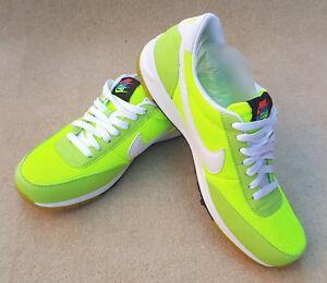 Uni pour 41 7 Nike de sport Eu Chaussures garçonsvert fluoblancswooshRoyaume dxBeoCQrWE