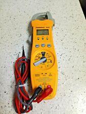 Fieldpiece Sc76 Temperature Capacitance Clamp Meter With Case