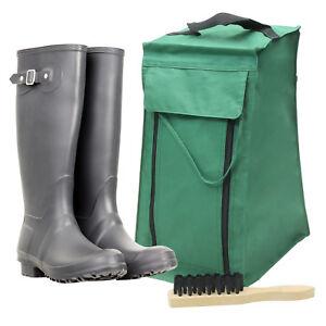 Stiefel Aufbewahrung qualität wasserfest gummistiefel schuhe reise stiefel tasche