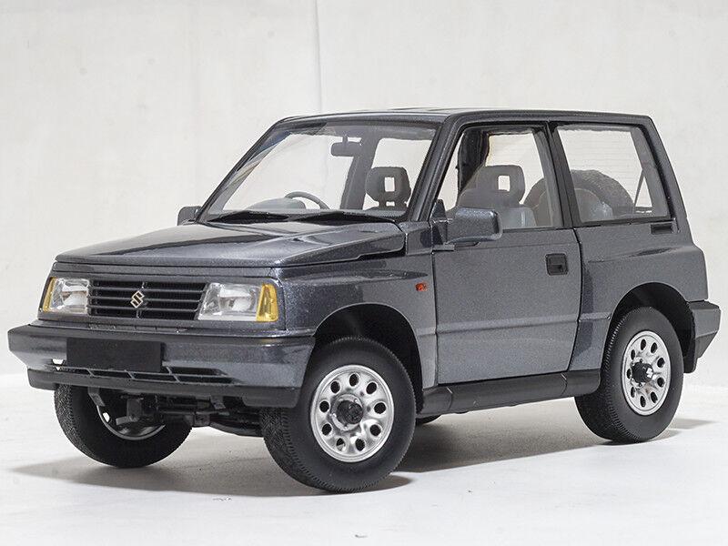 1 18 Dorlop 1989 Suzuki Vitara Escudo Grey Right Hand Drive