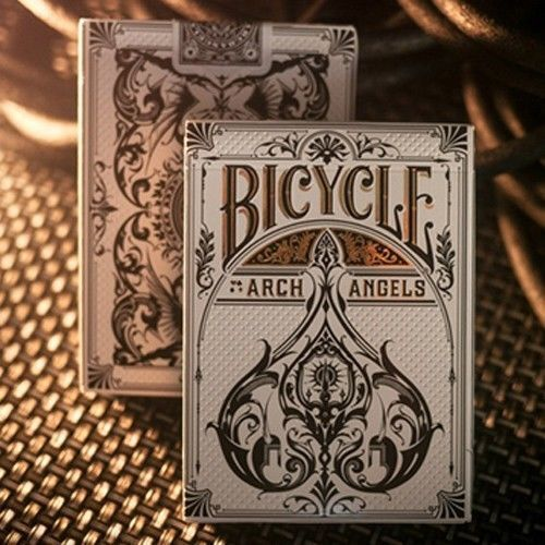6 DECKS BICYCLE ARCHANGELS PLAYING CARDS SEALED BOX CASE BY BY BY THEORY 11 NEW 560a0b
