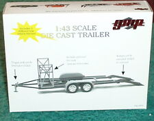 GMP CAR TRAILER CARRIER for DIORAMA 1/43 DIECAST NEW IN BOX