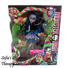 Monster High Sweet Screams GHOULIA Yelps Doll NIB NRFB Outfit Pet SEALED