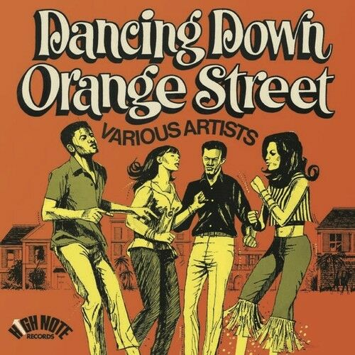 Various Artists - Dancing Down Orange Street: Expanded Edition / Various [New CD