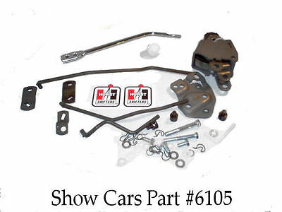 1964 327,409 CHEVY IMPALA SS ORIGINAL LOOKING 4 SPEED HANDLE FOR HURST SHIFTER