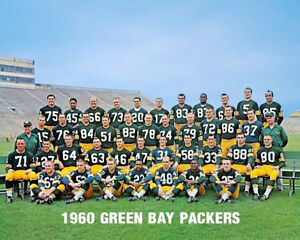1960-Green-Bay-Packers-Photo-8X10-Starr-Hornung-Nitschke-Buy-Any-2-Get-1-FREE