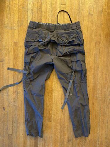 mihara yasuhiro Bondage Cargo Pants