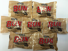 Pearson's Maple Bun Bar 7ct Candy - Peanuts & Nougat - FREE THERMAL SHIPPING