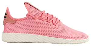 Adidas Pharrell Williams Tennis HU BY8715 Tactile pink Raw Pink Mens
