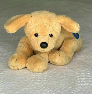 "Ty Beanie Babies 2.0 Collection Fletch Golden Retriever Puppy Stuffed Animal 7"""