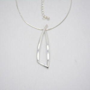 Premier-Designs-Jewelry-silver-plated-polished-pendant-necklace-chain-for-girls