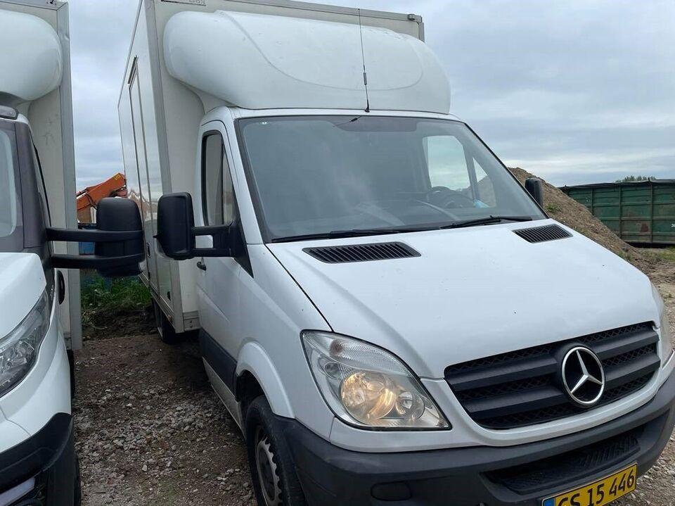 Mercedes, Sprinter 316, 2,2 CDi Alukasse m/lift+køl