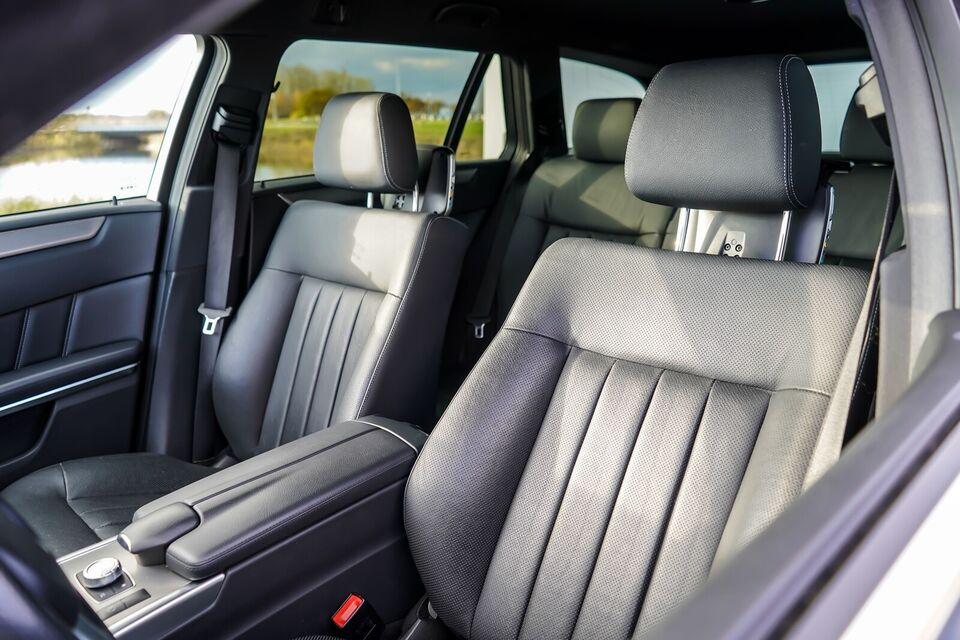 Mercedes E400, 3,0 Cabriolet aut., Benzin