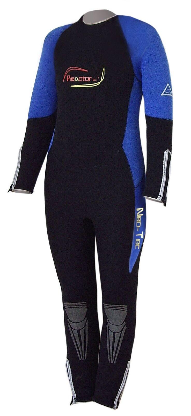 5mm Kinder Neopren Neopren Neopren Anzug Nassanzug Surfanzug Tauchanzug Reactor NEU e841d6