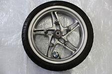BMW R 1150 R Rockster CERCHIONE BICI RUOTA RUOTA ANTERIORE FRONT RIM incidente libero #r7210