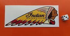 Etiqueta engomada de la motocicleta India 150mm Impreso Con Tinta Solvente Eco en vinilo de 7-10 año