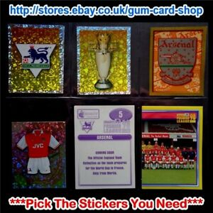 MERLIN-PREMIER-LEAGUE-98-NUMBERS-1-TO-99-PLEASE-CHOOSE-STICKERS